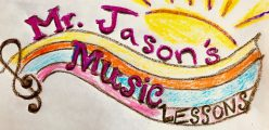 Music Lessons with Mr. Jason